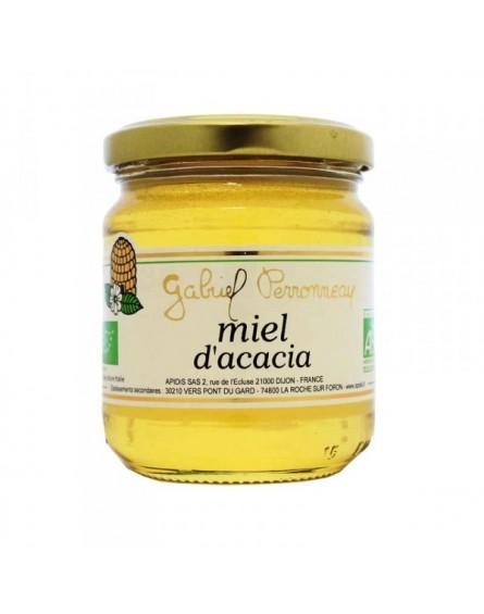 miel d'acacia bio apidis 250g