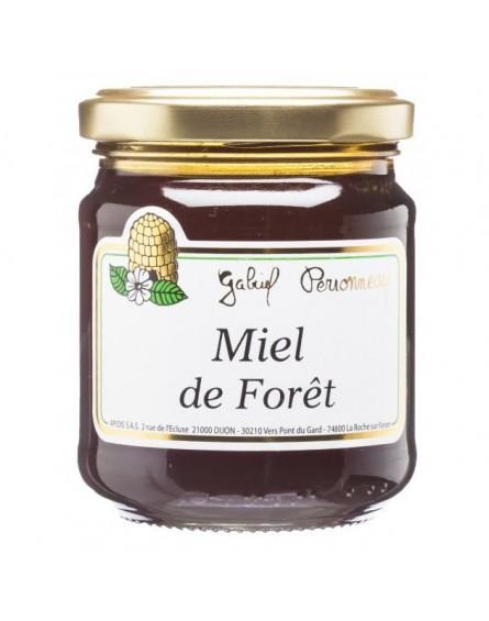miel de forêt bio apidis 250g