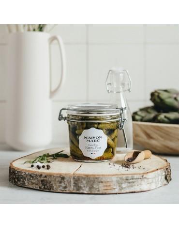 Cornichons Extra-fins-Maison Marc